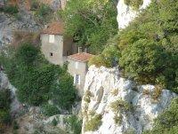 Hermitage Gorge de Galamus, Languedoc Roussillon